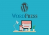 Install Wordpress, Theme, Plugins, And Secure It for $10