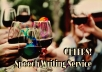CHEERS! Speech Writing Service