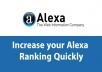 Improve your Alexa rank