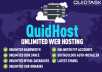 Unlimited Web Hosting with cPanel and Softaculous for... for $1