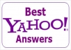 Promote your Website in 5 Yahoo Answers with Live URL