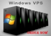 Cheap Renewable windows 1GB vps for 30 days