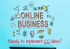 provide you the best 100 business ideas file which help you in starting your own home onlinebusiness
