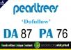 "Write And Publish UNIQUE Guest Post On ""Pearltrees"" Blogs DA-87"
