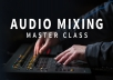 Mix & Master your Song ( Professional )  for $35