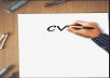 Will Give You 50 Professional Resumes And Cover Letters