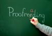 Do Proofreading and Editing of your Content in Bulk