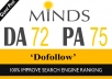 High Authority Do-Follow Guest Post on Minds DA-72 for $5