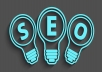 Rank your website on first page in a month with  SEO ... for $15