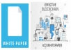 Blockchain ICO whitepaper writing services