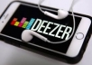 DEEZER A+ PLAYLIST ADD YOUR SONG for $20