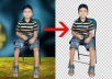 Get Professional Adobe Photoshop editing 1-2 hrs comp... for $4