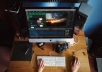 Do professional video editing Within 24 hours for $15