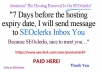 Seoclerks Promaster 67 Hosting Yearly Renewal for $5