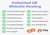 We will host your website on UK Servers with cPanel, ... for $5