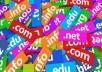 Domain Name registration  for $5