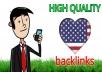 10 Quality forum backlinks USA for $5