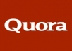 I can promote promote your website on ?5 Quora questions?