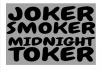Domain Name for Sale - JokerSmokerMidnightToker.com for $450
