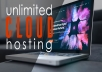 Web Hosting cPanel with unlimited Space, Transfer and... for $5