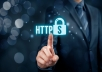 SSL Certificate for Your Website - Create and Install for $5