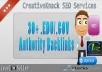 30+ .EDU/.GOV High Authority Backlinks only