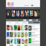 create online games website with 100 Games
