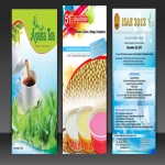 design HiGH qulity banner, header, logos, cover, web banner and any kind Hard Graphics