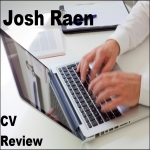 review your CV for you