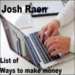 give you a detailed list of ways to make money online
