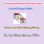 100+ Smoking Hot MRR Master Resale Rights Product to Make Money