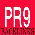 Hire me to create 10 profile backlinks from pr9 root domains