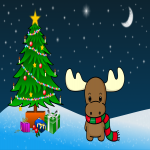 Animated Christmas Video