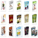 Get you 100 weight loss and fitness PDF eBook with master resell rights