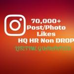 Provide 70,000+ Insta Gram P0st/Photo L ikes