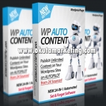 WP Automated Content Plugin - Revolutionary Automated Content