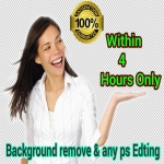 Remove Any 15 Images Background Within 4 Hours