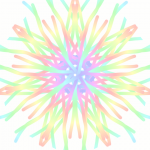 Star Design Snowflake