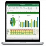 do any work in excel for your company