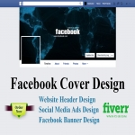 Design Facebook Cover Photo And Social Media Banner