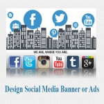 Design Social Media Banner And Ads