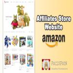 create complete auto Amazon affiliate store on Autopilot