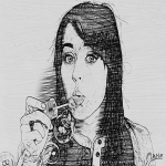 I will draw you as a realistic pencil art