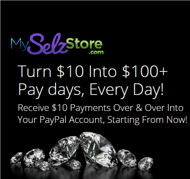 I want some one to help me sell my website and get 10% from the total revenue