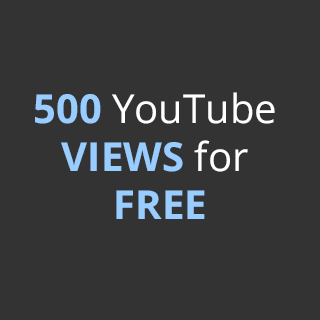 Get 500 YouTube Views For Free - SEOClerks