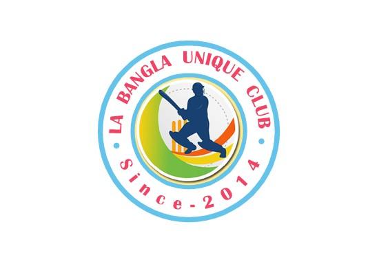 Cricket  UNIQUE CLUB (Logo Design)