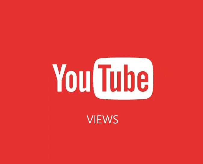 I want youtube views 500k