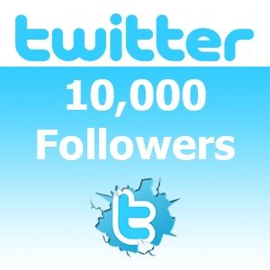 Image result for 10K twitter followers