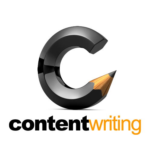 Content writing service logo