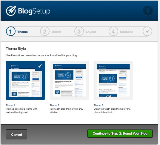 modify optimizepress blog them: Job for $50 by minddog - SEOClerks